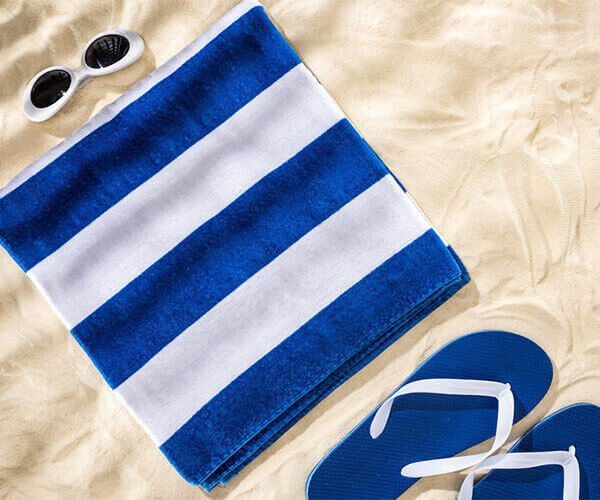How to care for beach towels