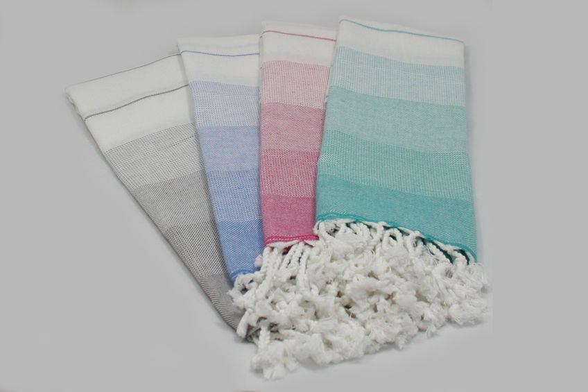 What is the Difference Between Turkish and Egyptian Cotton Towels?