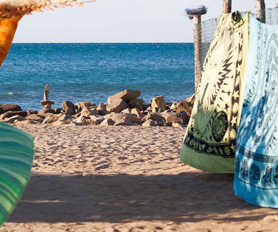 Customized Beach Towels With Name for Summer